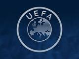 «Любезно направляем вас в УАФ». УЕФА — о запросе российского СМИ касательно размещения на формах команд УПЛ большой эмблемы УАФ
