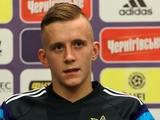 Иван Петряк признан лучшим молодым футболистом года в Украине