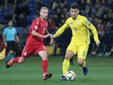 Украина — Литва: итоги голосования за лучшего игрока матча