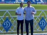 Агент Витиньо опубликовал ФОТО со стадиона «Динамо»