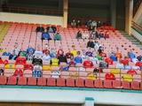 На матче «Динамо» Брест — «Шахтер» Солигорск трибуны заполнили манекены (ФОТО)