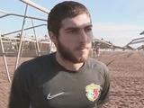 Георгий Цитаишвили: «Может, в «Динамо» я кому-то не понравился…»
