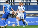 Фран Соль: «Очень рад дебютировать за «Динамо»! Да еще и с таким прекрасным результатом»