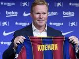 Куман: «Через три-четыре недели «Барселона» будет другой»