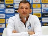 Андрей Шевченко: «Луческу — очень положительная фигура в украинском футболе»