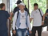 Ракицкий покинул расположение сборной Украины. На его место вызван Лукьянчук