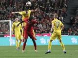 Виллиам Карвалью: «Украина весь матч защищалась всем составом у линии своих ворот»