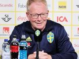 Янне Андерссон: «Ярмоленко очень сложно остановить. Но мы знаем, как это сделать»