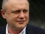 ВИДЕО: Президент киевского «Динамо» поддержал флеш-моб по набиванию рулона туалетной бумаги