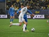 Эдин Джеко прокомментировал ничью в матче со сборной Украины