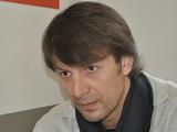 Александр Шовковский: «Верю в «Динамо», но не забывайте, что команда, только строится»