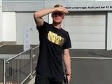 Виктор Цыганков прибыл в Мюнхен (ФОТО)