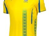 Новая форма сборной Украины уже у нас!