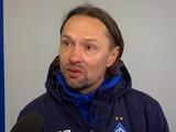 Игорь Костюк: «Когда на поле Исаенко, наша игра строится совсем по-другому»