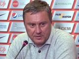 «Шахтер» — «Динамо» — 2:1. Послематчевая пресс-конференция