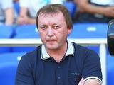 Владимир Шаран: «Не ожидал, что «Александрия» будет конкурировать с «Динамо»