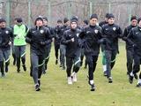 Георгий Цитаишвили провел первую тренировку с «Ворсклой» (ФОТО)