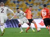 «Шахтер» — «Рома» — 1:2. После матча. Каштру: «Этот еврокубковый сезон можно назвать удовлетворительным»
