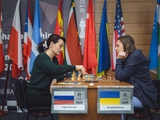 Мария Музычук  и  Екатерина Лагно  сыграют тай-брейк, Цзюй Вэньцзюнь вышла в финал