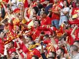 Македонские болельщики: «С такой игрой Украина вылетит в плей-офф от любого соперника»