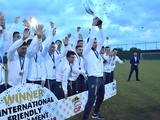 Молодежная сборная Украины выиграла «Antalya Cup-2019». Назарий Русин записал себе в актив два гола