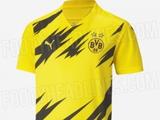 Стало известно, как будет выглядеть форма дортмундской «Боруссии» в следующем сезоне (ФОТО)