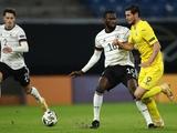 Лига наций, 5-й тур. Германия — Украина — 3:1. Обзор матча, статистика