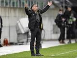 Маурицио Якобаччи: «Разочарован этой ничьей! Только в первом тайме «Лугано» должен был забивать не менее шести мячей»