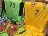 Украина сыграет с Турцией в желтой форме
