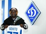Бенито: «Лучше всего я чувствую себя на правом фланге»
