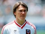 Олег Блохин — претендент на звание лучшего левого нападающего в истории футбола