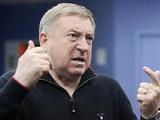 Вячеслав Грозный: «Хльобас очень хороший нападающий, но к нему важно найти подход»