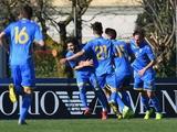 Цитаишвили отличился голом за юношескую сборную Украины в элит-раунде Евро-2019 (U-19)