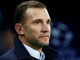 Андрей Шевченко: «У сборной Украины есть нехватка кадров»