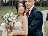 Назар и Мария. Мистер и Миссис Русин .
