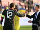 Андрей Пятов: «Результат сборной Украины — это, в первую очередь, заслуга главного тренера»