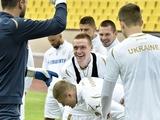Цыганков, Тымчик и Соболь вернулись к тренировкам в общей группе