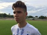 Юношеское первенство. «Динамо U-19» — «Черноморец U-19» — 3:1