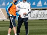 Зидан провел первую тренировку в «Реале» после возвращения (ФОТО)