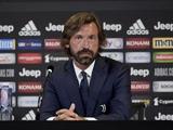 Пирло прокомментировал назначение на пост главного тренера «Ювентуса»