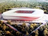Китайцы начали строительство в Беларуси Национального стадиона (ФОТО)