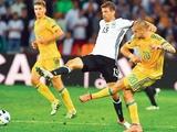 Германия — Украина. Расшифровка ТТД