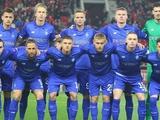 Киевское «Динамо» — в тройке самых молодых команд плей-офф еврокубков (ФОТО)