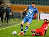 Яремчук вышел на третье место в списке бомбардиров чемпионата Бельгии