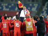 Главный тренер сборной Македонии Игор Ангеловски: «Вот так же гордо мы сыграем и с Украиной, и с Нидерландами, и с Австрией!»