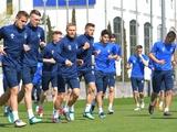 «Динамо» — самый молодой клуб в тройке призеров УПЛ