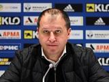 «Заря» — «Александрия» — 2:2. После матча. Вернидуб: «Плакаться времени нет»
