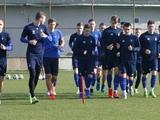 «Динамо U-21» отправилось на сбор в Турцию и уже провело первую тренировку (СОСТАВ)