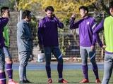 Тамаш Кадар начал тренироваться с новой командой. Есть странный нюанс (ФОТО)