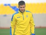 Артем Кравец не поможет сборной Украины в матче с Люксембургом